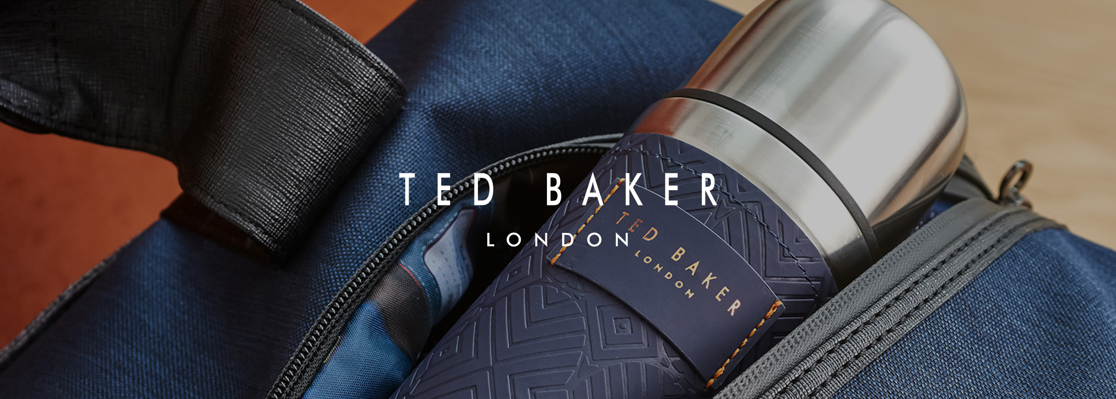 Ted Baker by Wild & Wolf