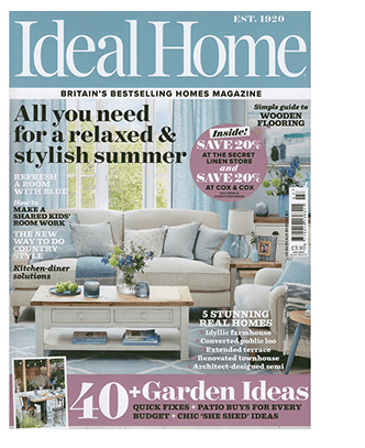 Wild & Wolf in Ideal Home July 2017