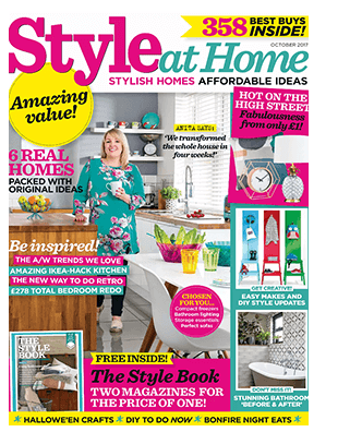 Wild & Wolf in Style At Home September 2017