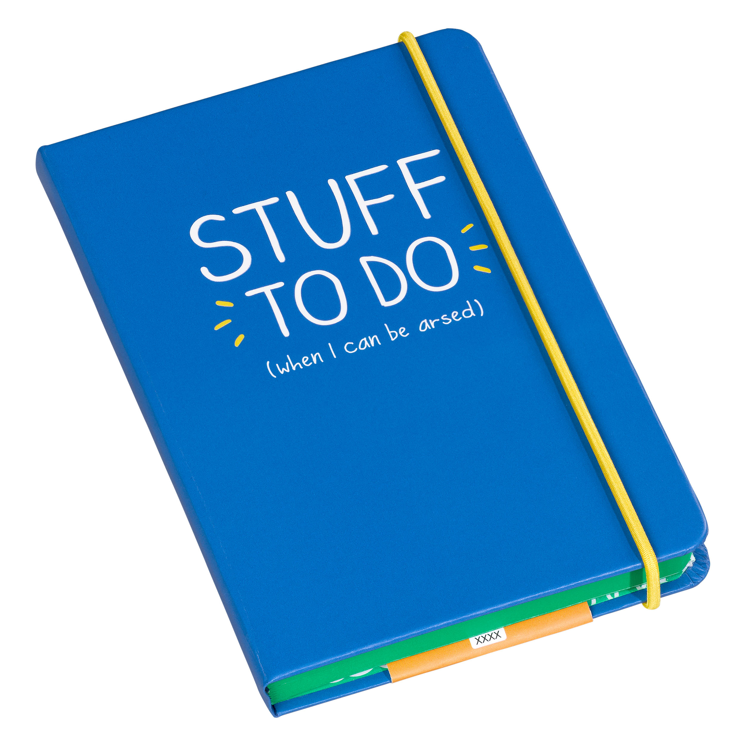 Small Notebook 'Stuff To Do'