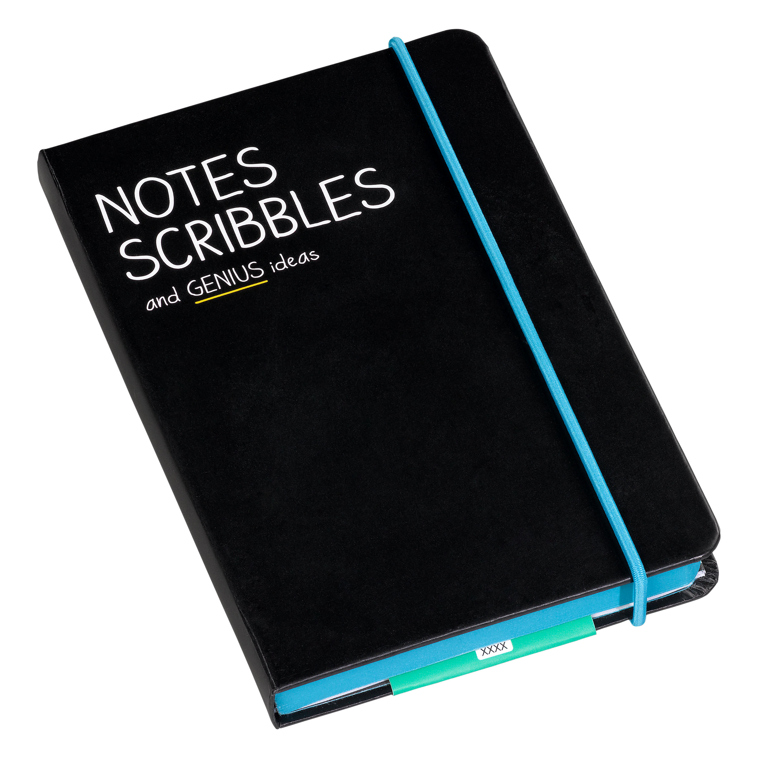 Small Notebook 'Notes Scribbles'