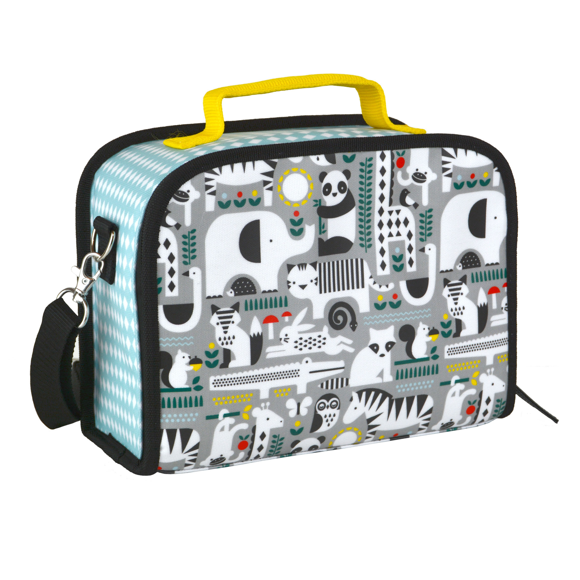 Animals Eco-Friendly Insulated Lunch Box