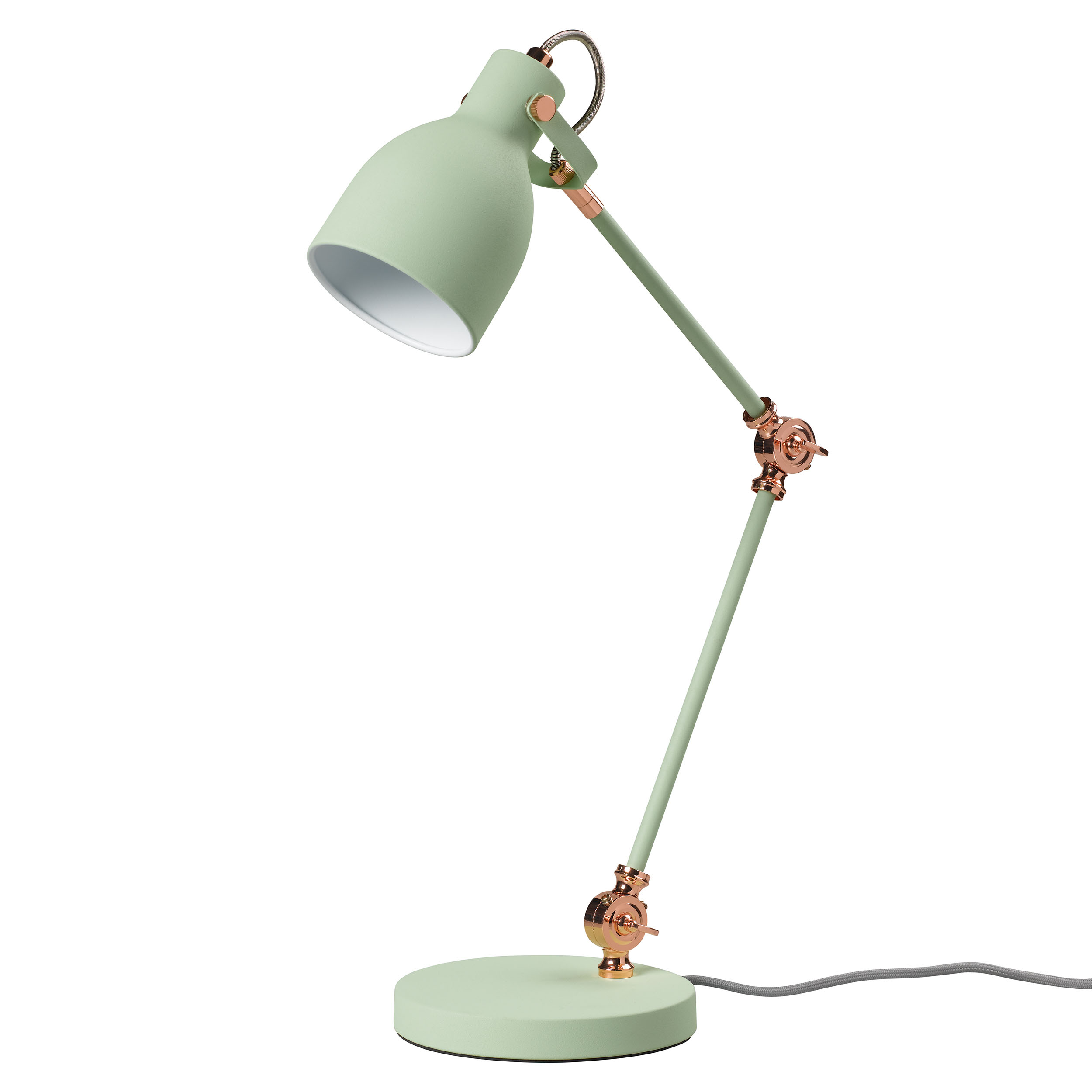 Swedish Green Task Lamp