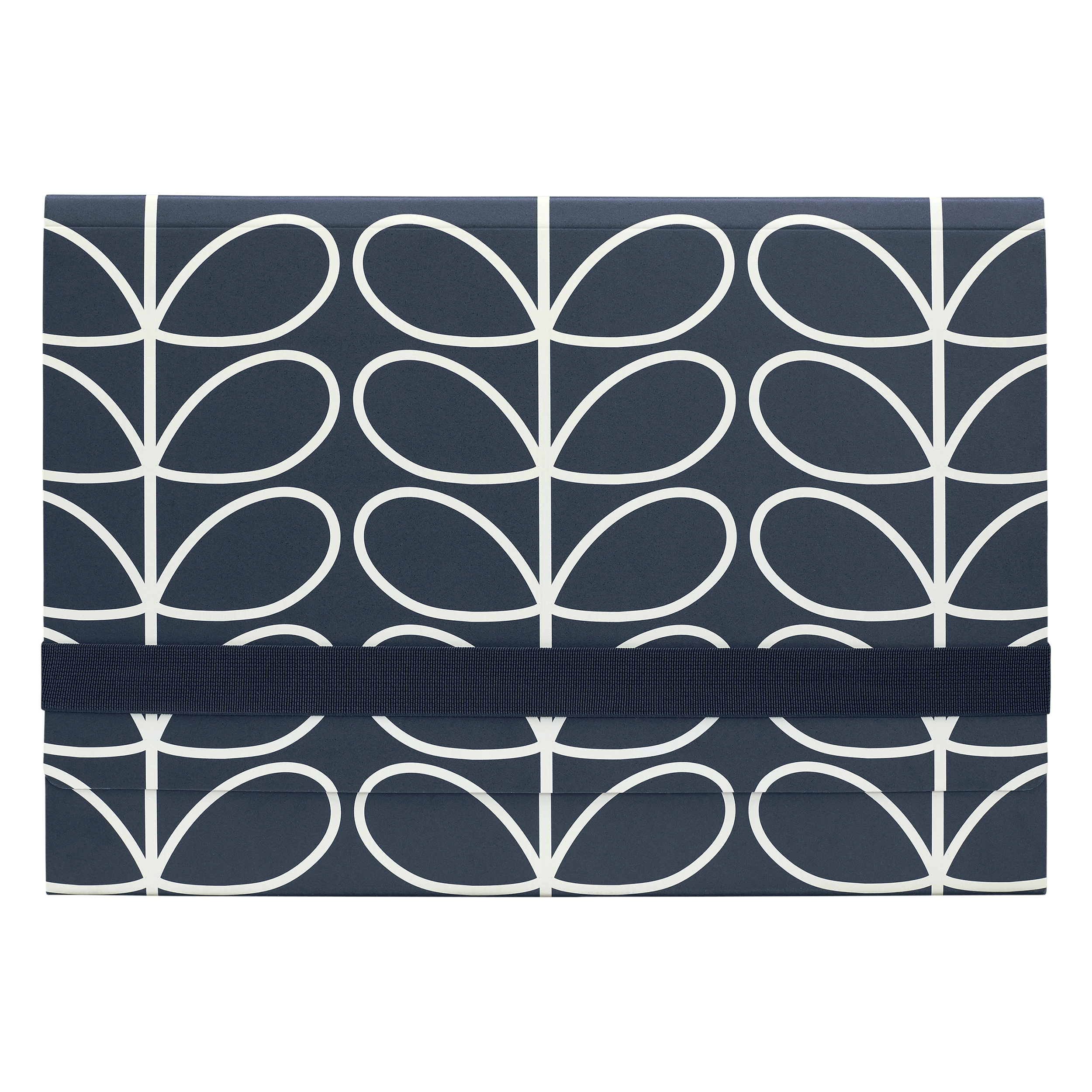 A4 Document Holder – Linear Stem Navy