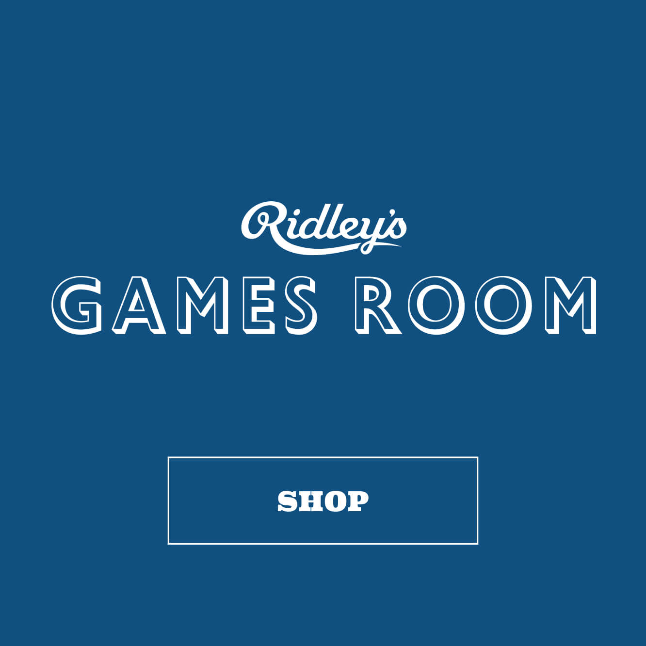 Shop Ridley's Games Room