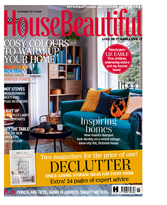 November Press House Beautiful Cover