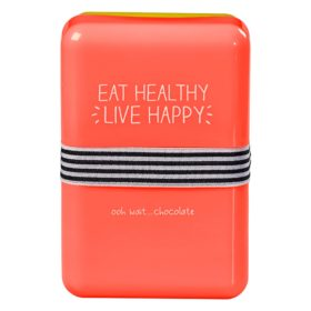 Lunch Box, Eat Healthy, Live Happy