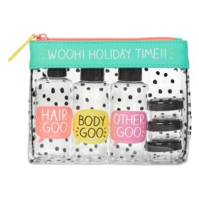 Travel Pouch Set, Wooh Holiday Time