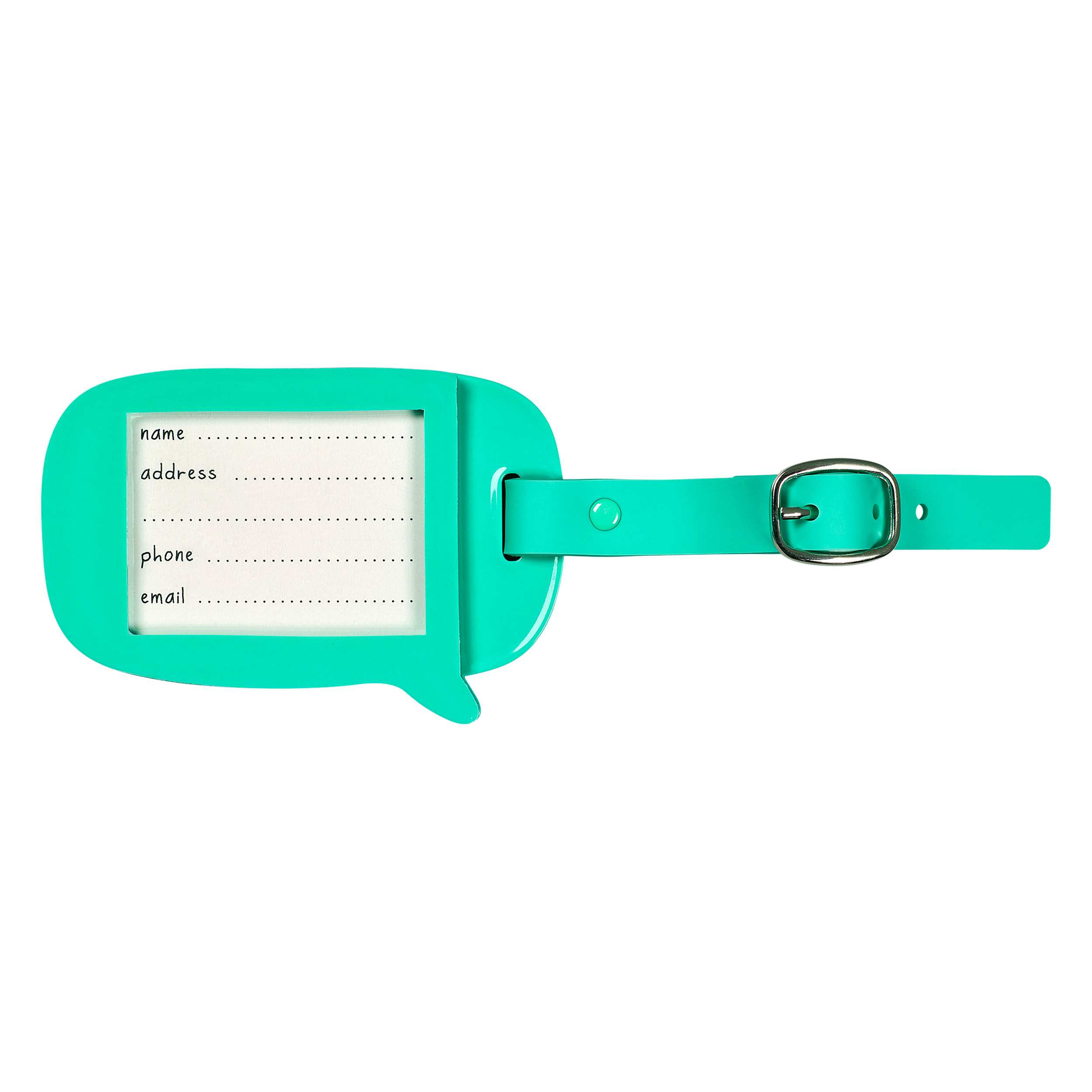 Luggage Tag, Handle With Care