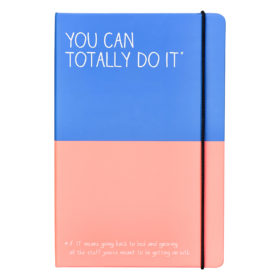 Notebook, You Can Totally Do It