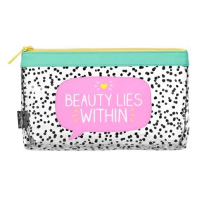 Wash Bag, Beauty Lies Within