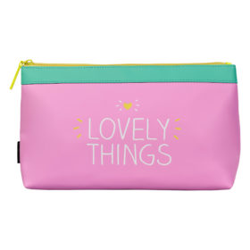 Wash Bag, Lovely Things