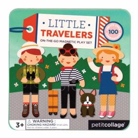 Magnetic Tin Little Travelers