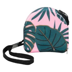 Tape Measure POS, Safari Green, Pink Paradise & Blue Lagoon