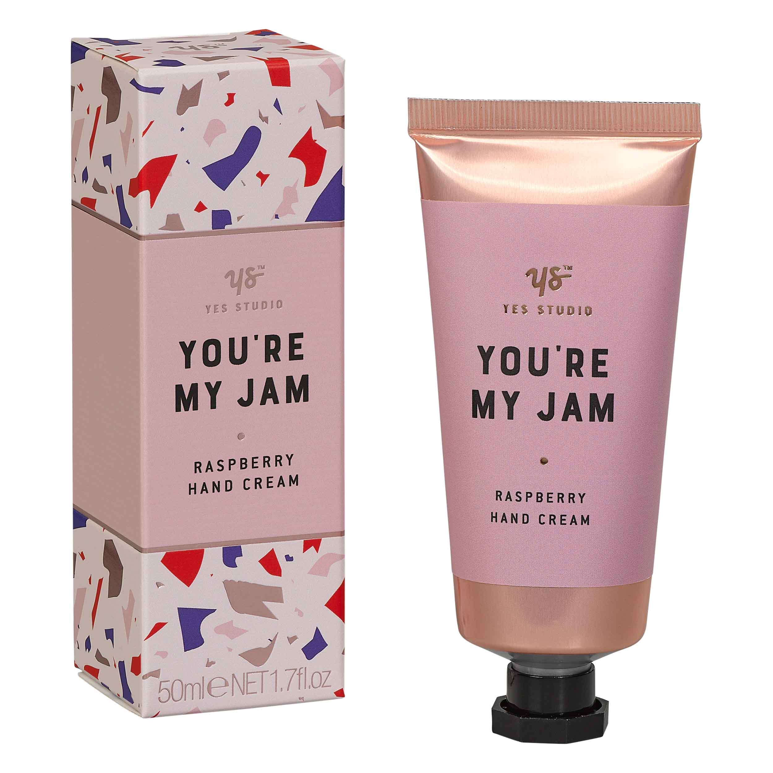 Hand Cream, Raspberry 50ml