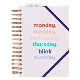 Power Planner, Monday Blink